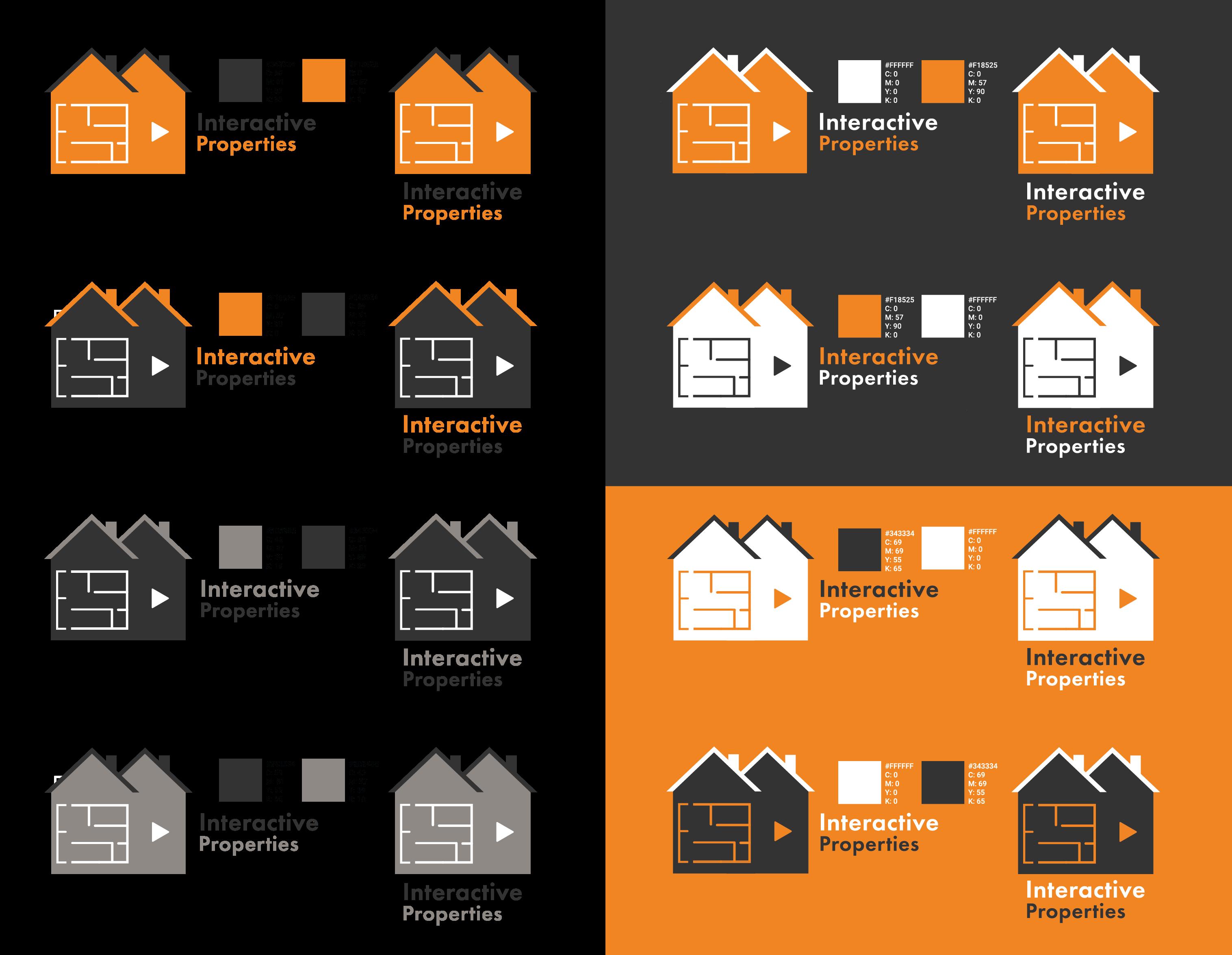 logo interactive properties