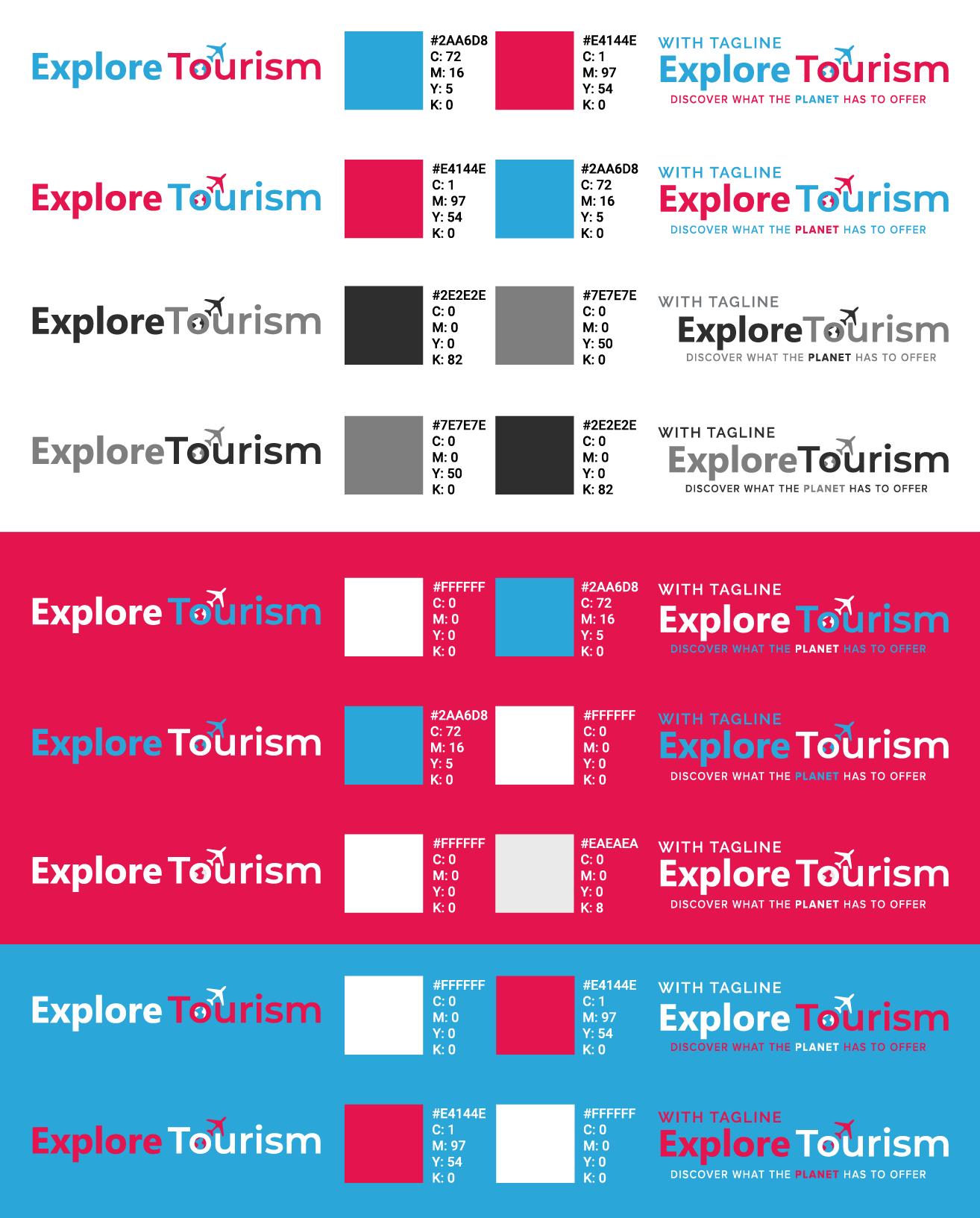 explore tourism logo